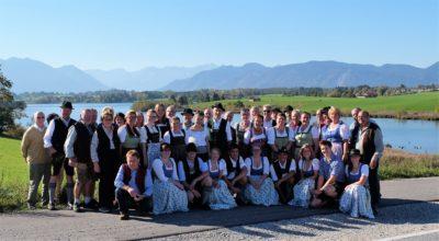 Vereinsausflug Gemeinschaftsfoto Am Riegsee 2 Bearbeitet (3)